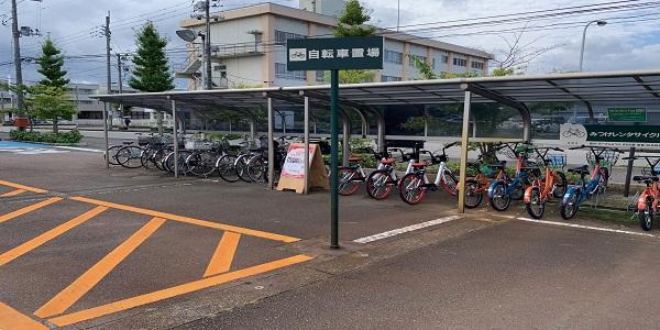 ネーブルみつけ駐車場 (PiPPAポート) image