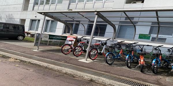 中央公民館駐車場 (PiPPAポート) image